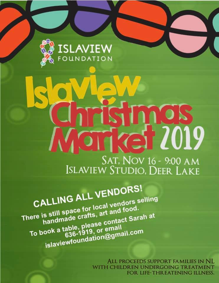 Christmas Market – Islaview