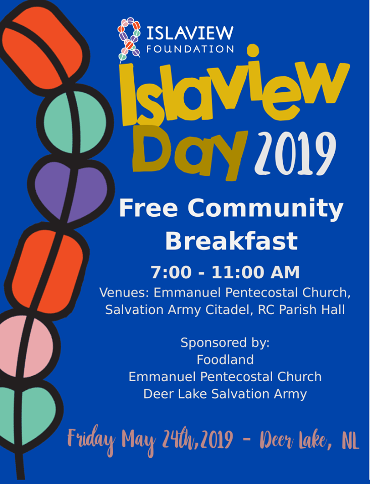 Islaview Breakfast 2019