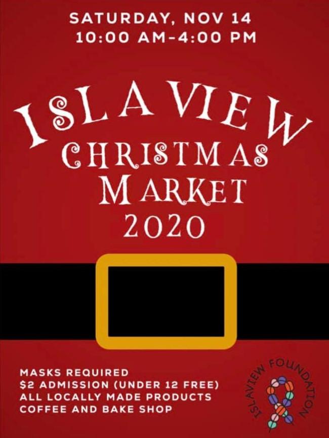 Islaview Christmas Market (2020) 2